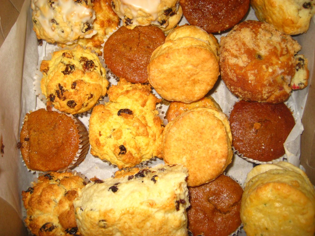 The Secret on How to Make an Airy Muffin vs a Dense Scone (or My